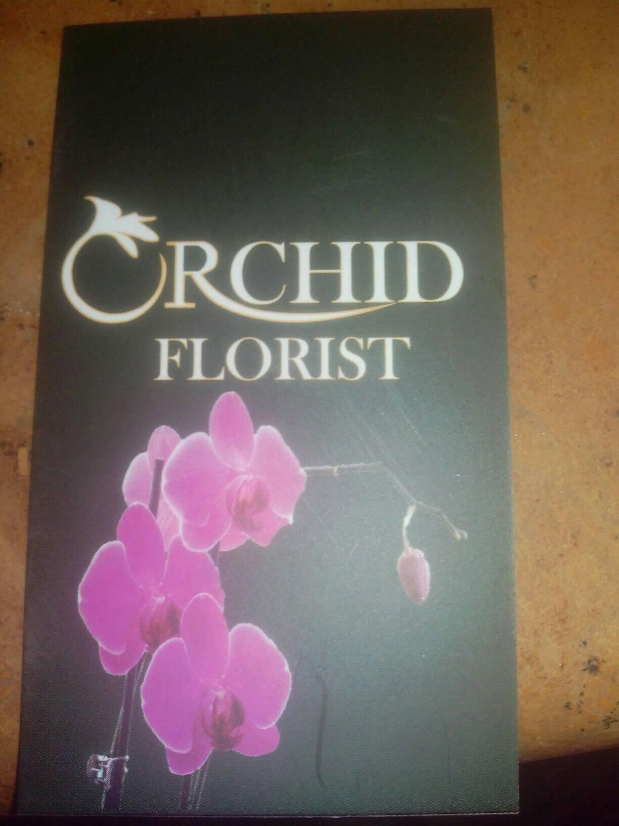 Orchid Florist - logo