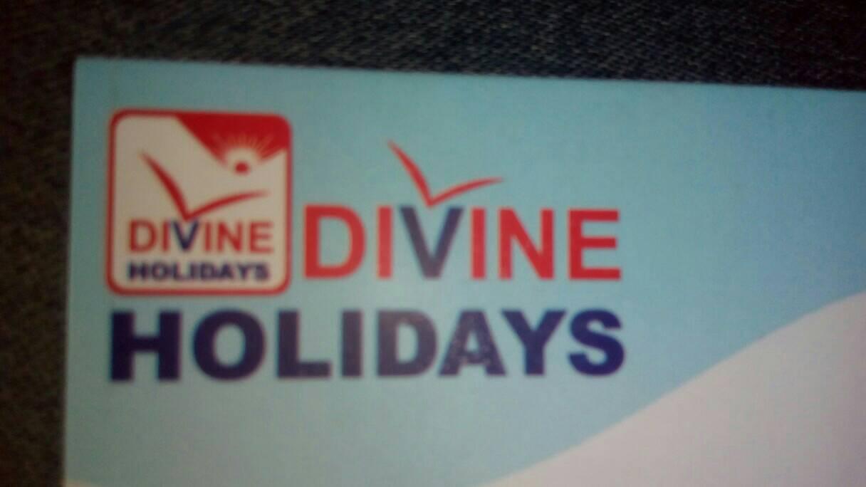 Divine Holidays - logo