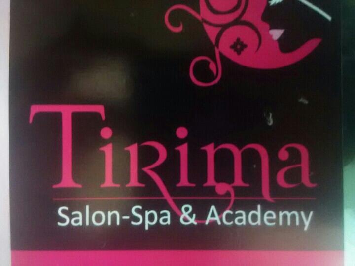 Tirima Salon Spa & Academy | www.tirimasalon.com - logo