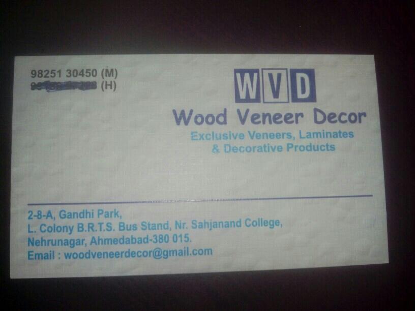 Wood Veneer - logo