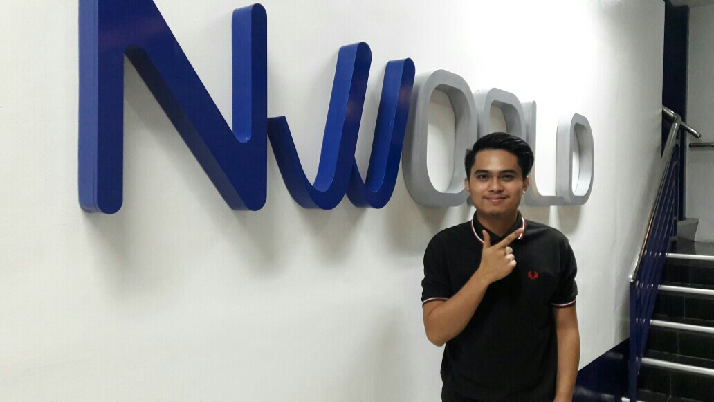 Nworld Nlighten - logo