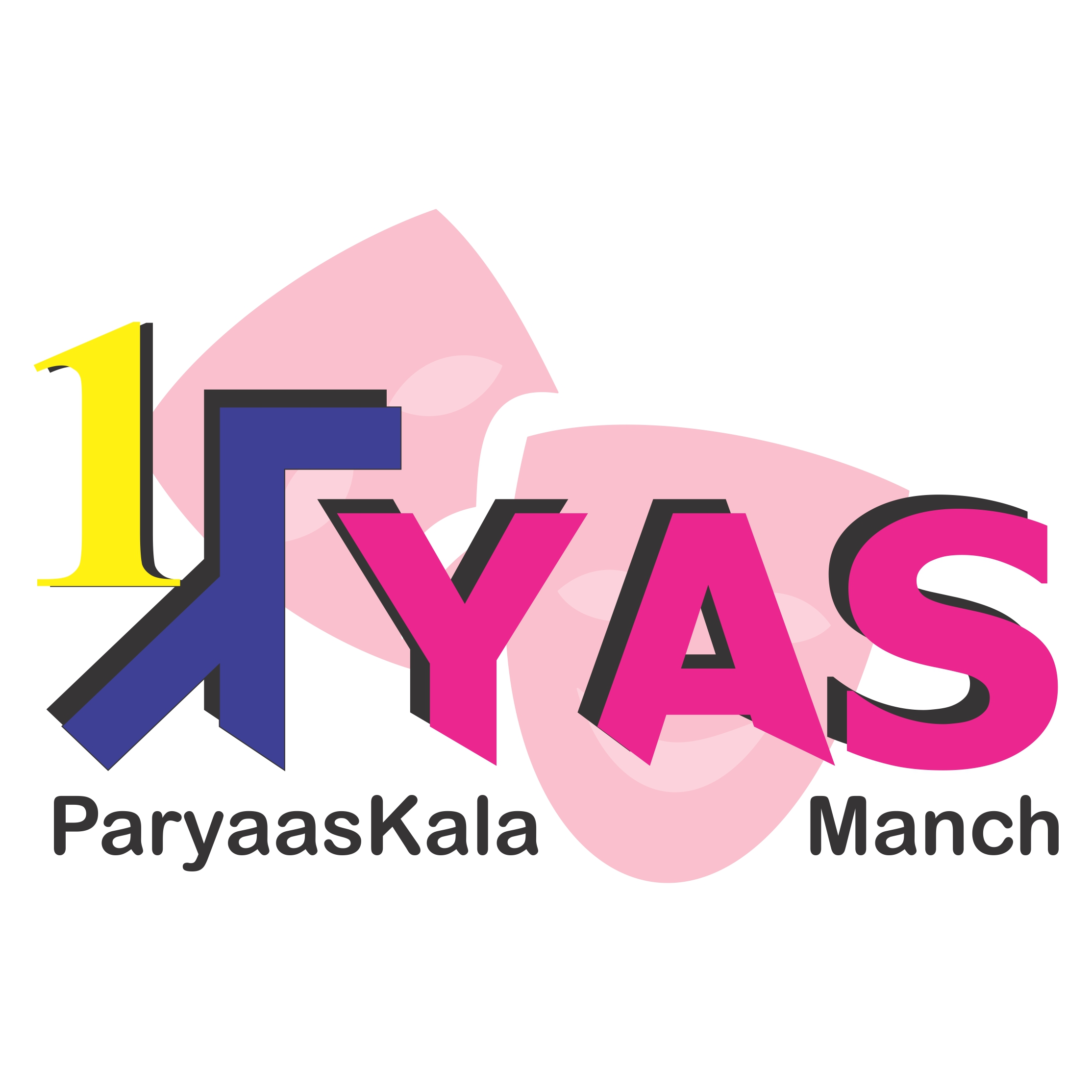 Paryaaskala Manch Theatre Group @ +919958009600 - logo