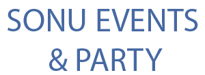 Sonu Party and Events - logo