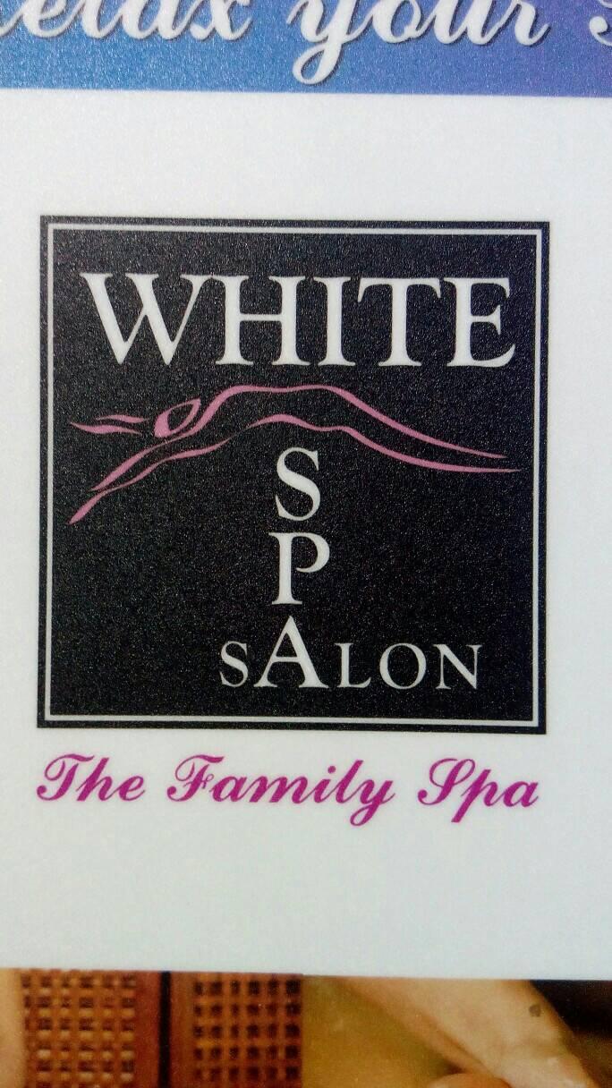 White Spa Salon - logo