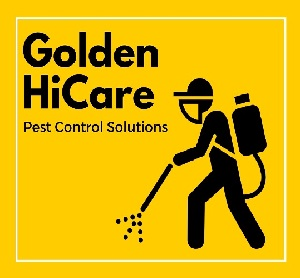Golden HiCare Pest Control,Noida - logo