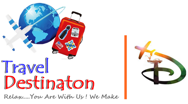 Travel Destinaton - logo
