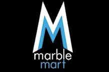 MARBLE MART - logo