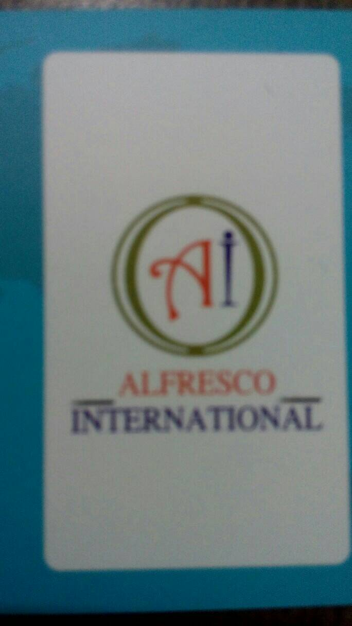 Alfresco International - logo