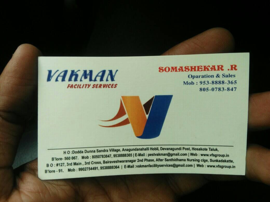 vakman facility services - logo