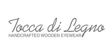 Tocca di Legno - Handcrafted Wooden Sunglasses - logo