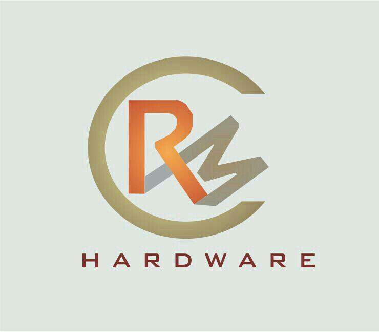 R M Hardware - logo