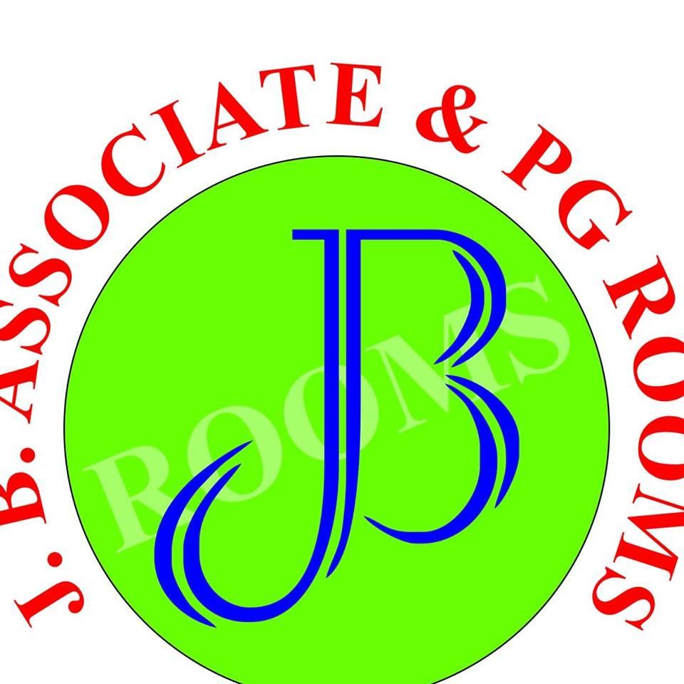 J B Associates & PG Room - logo