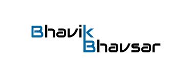 Bhavik Bhavsar - logo