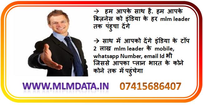 MLM DATA - logo
