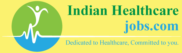 Indian Healthcare Jobs - logo