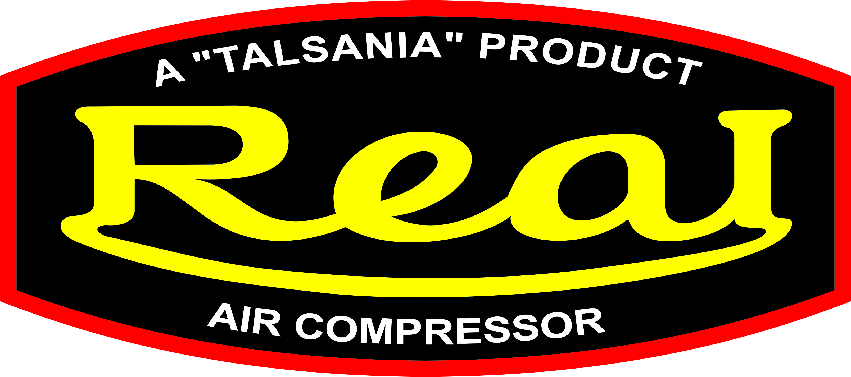 Real Air Compressor - logo