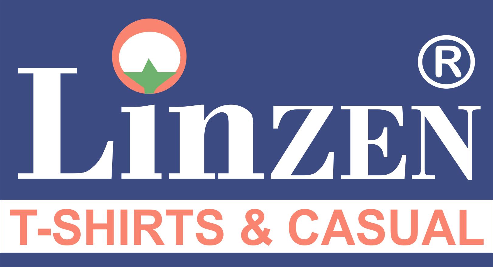 Tshirts Manufacturer @Linzen Creation - logo