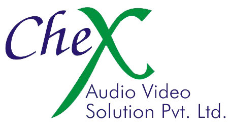 CheX Audio Video Solution Pvt. Ltd. - logo