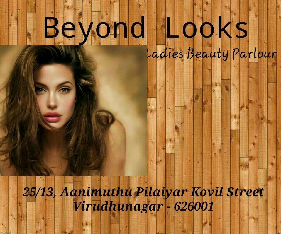 Beyond Looks Beauty Parlour and Spa | Contact : 7708666558 -