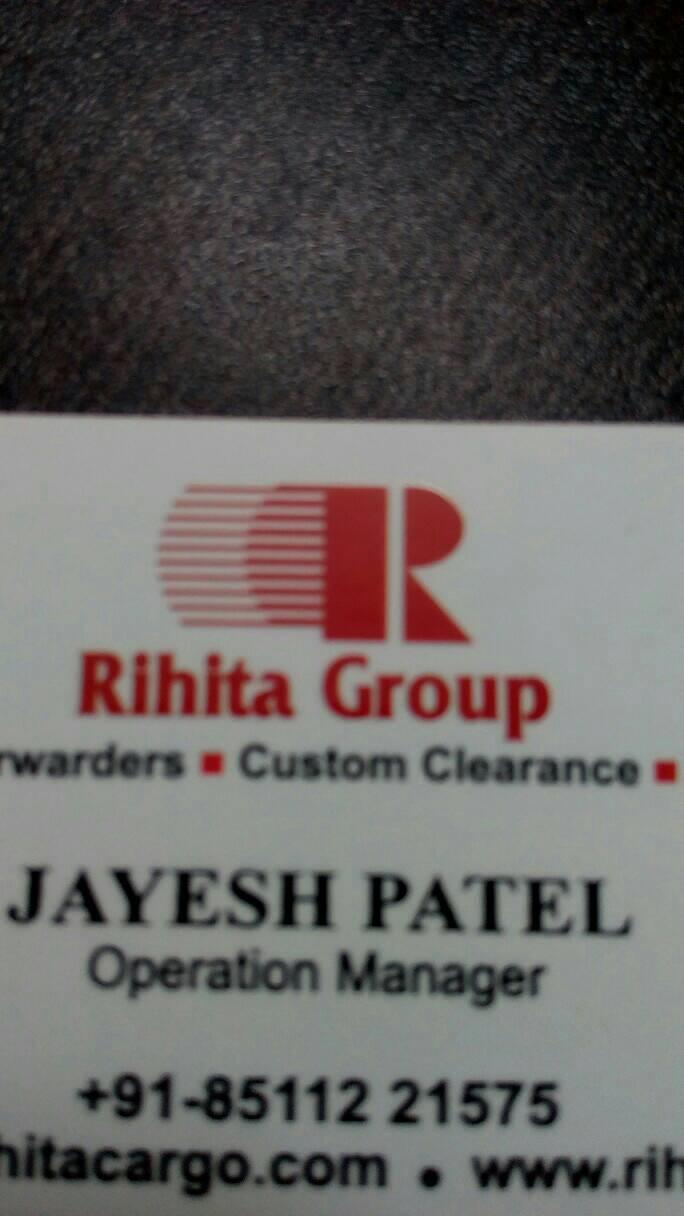 Rihitia Cargo Forwarders - logo