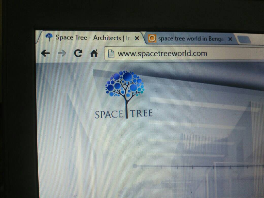 space tree world - logo
