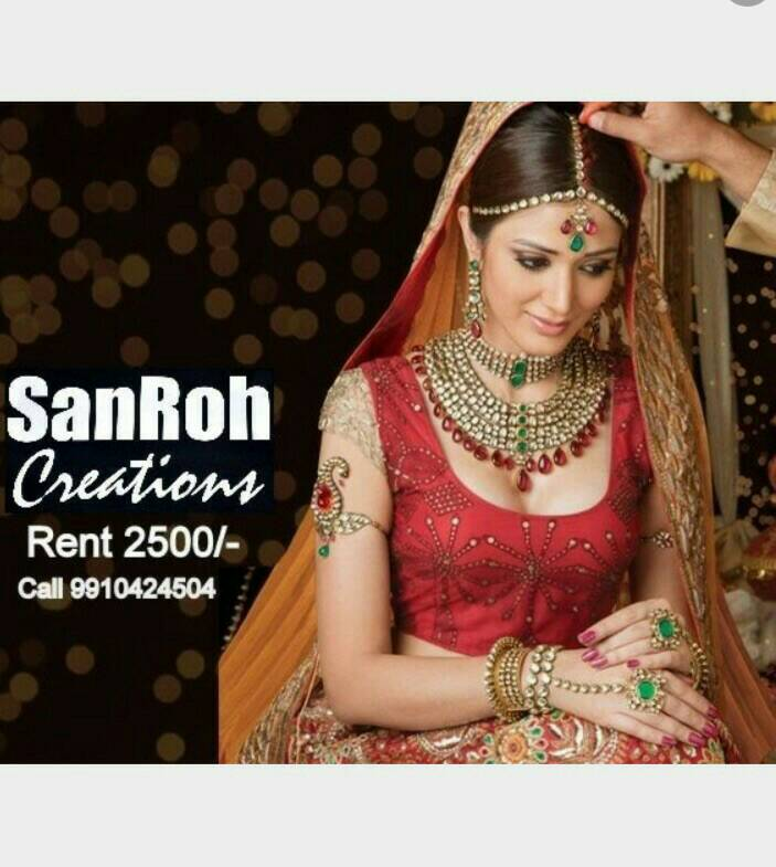 Wedding Dress Party Wear Clothes On Rent In South Delhi Best