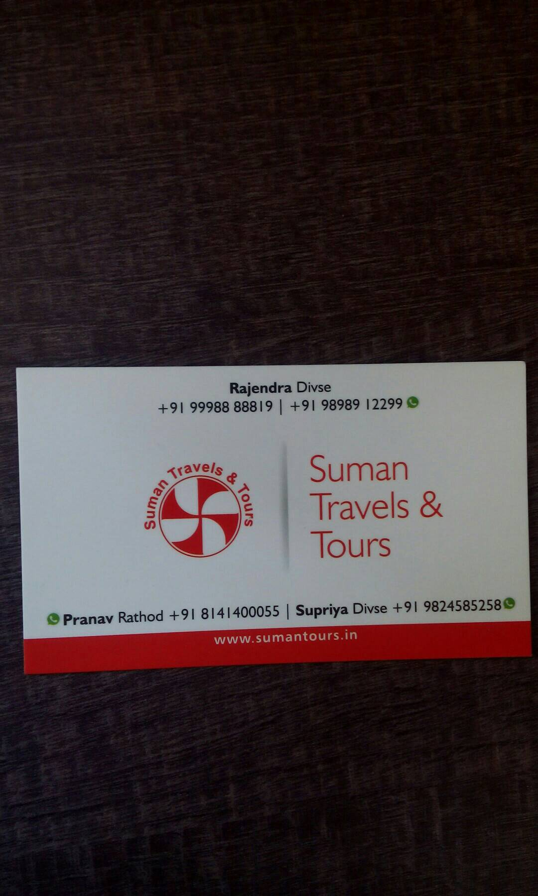 Suman Travels And Tours - logo