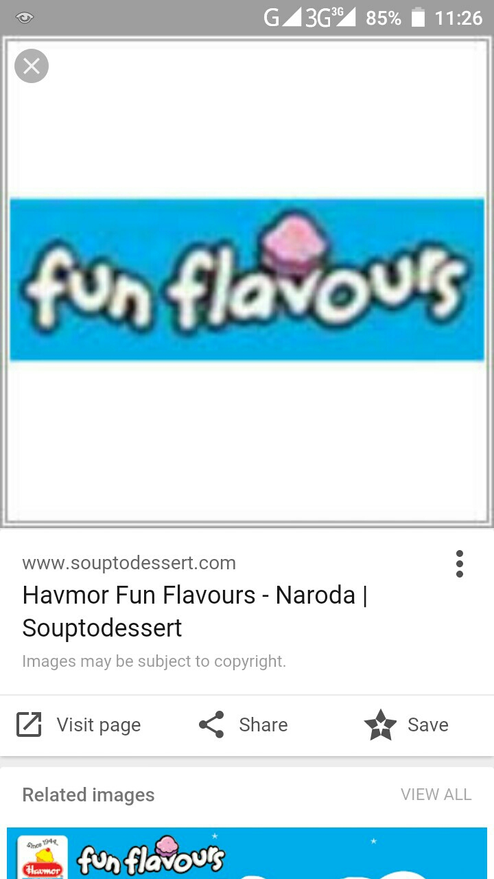 Havrmor Fun Flavours - logo