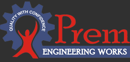 Prem Engineering works - call us 9828056125/ 9828044146 - logo