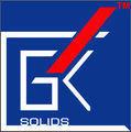 """G. K. Solids"" - logo"