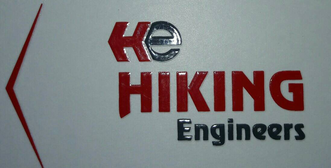 HIKING ENGINEERS - logo