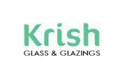 KRISH GLASS HOUSE - logo