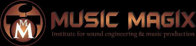 Music magix - logo
