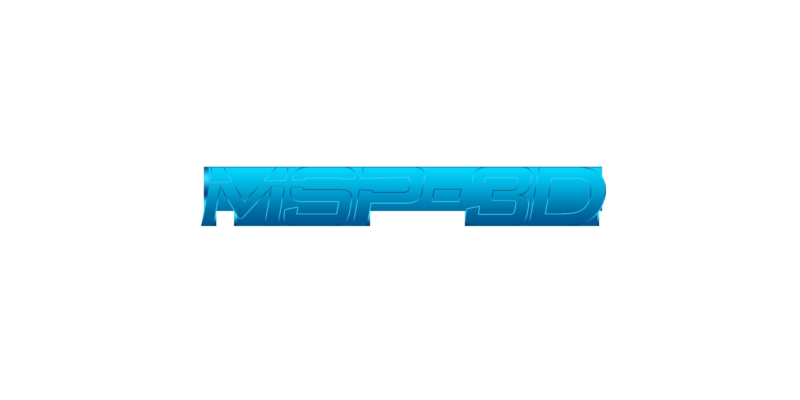 Msp 3D Studios - logo