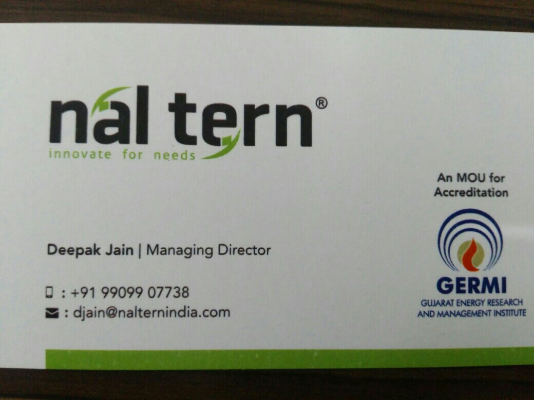 Naltern Technologies Pvt Ltd - logo