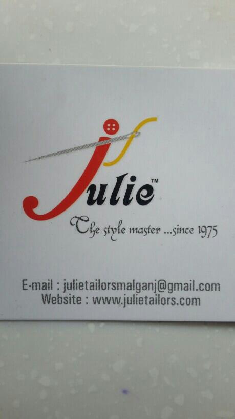 Julie Tailors Mal Ganj - logo