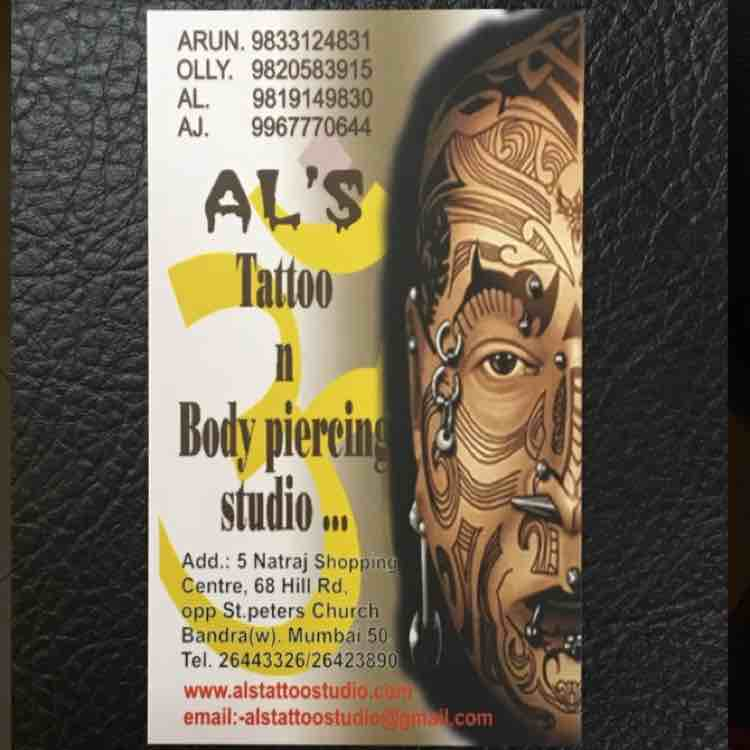 Al's Tattoo & Body Piercing Studio