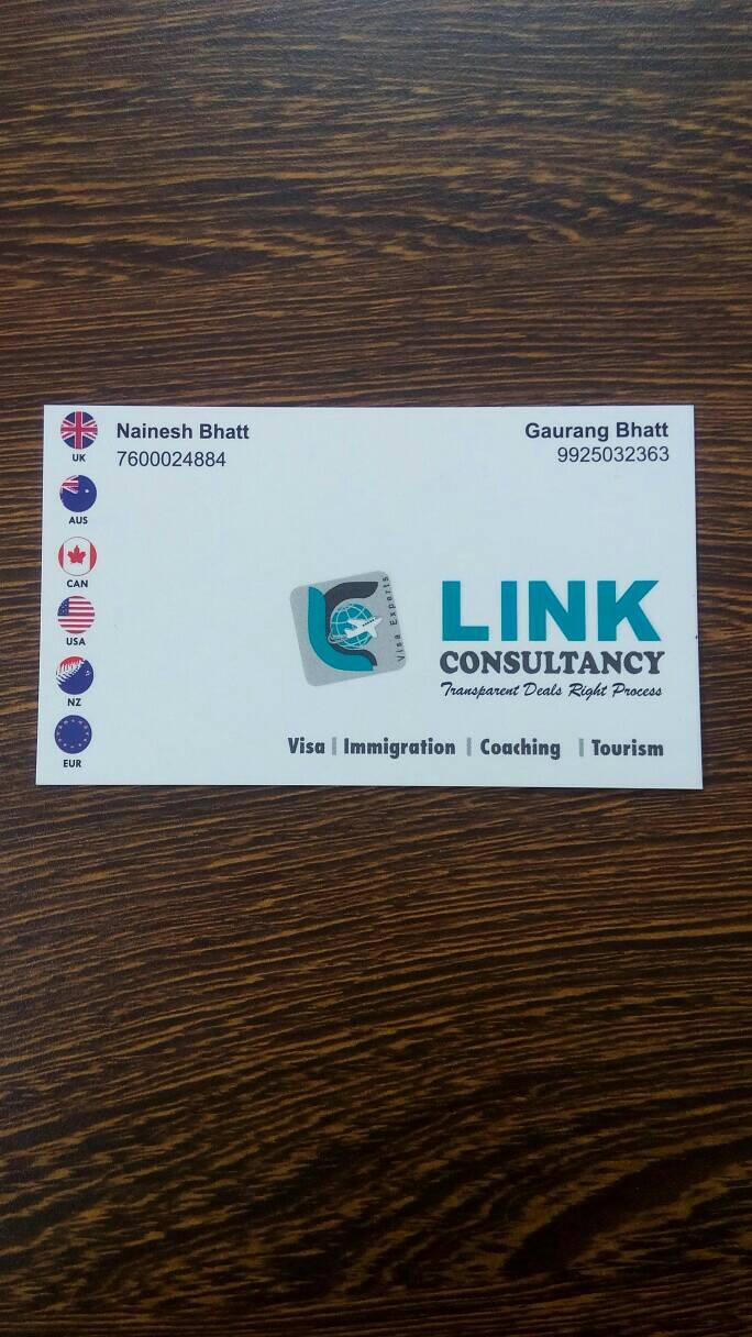 Link Consultancy - logo