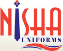 NISHA UNIFORMS - logo
