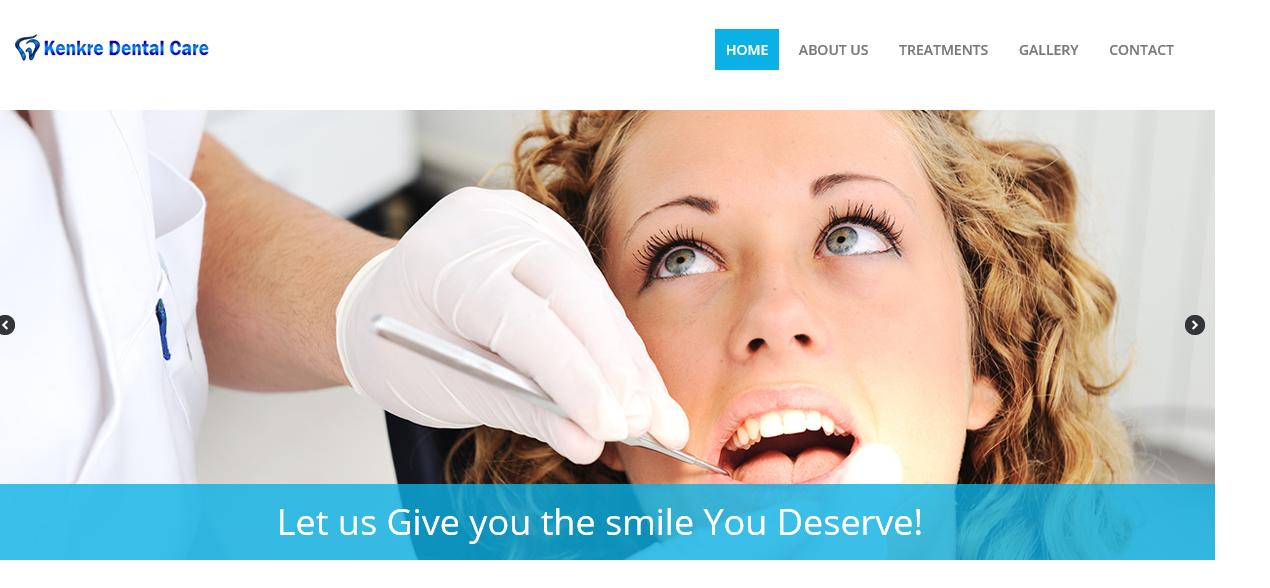 Kenkre Dental Care - logo
