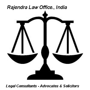 Rajendra Law office | Civil & Criminal Litigation Advocates Chennai - logo
