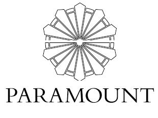 Paramount machine tools