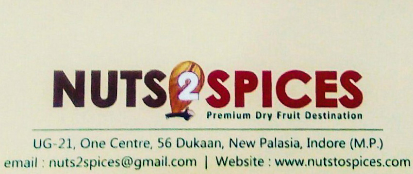 NUTS 2 SPICES - logo