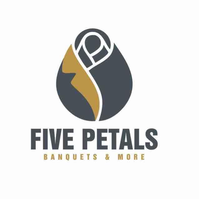 Five Petals Banquets - logo