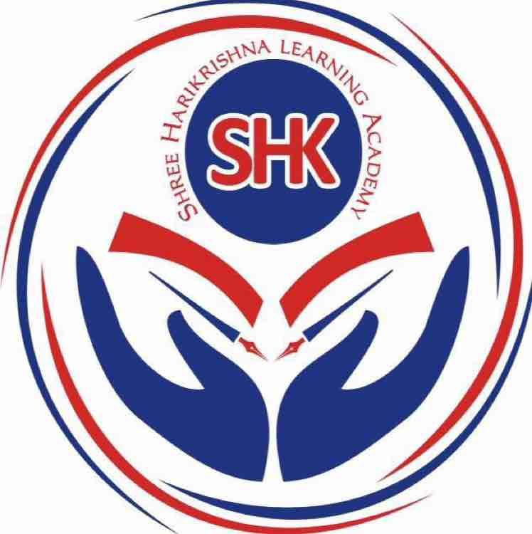 Shree HariKrishna Learning Academy - logo