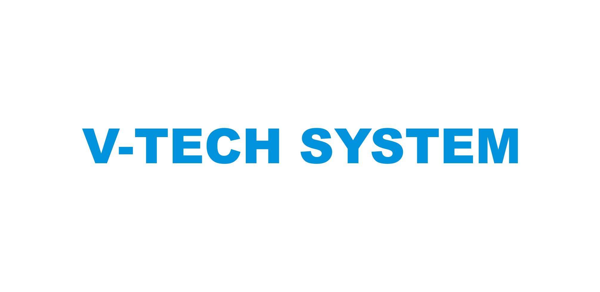 V-TECH SYSTEMS - logo