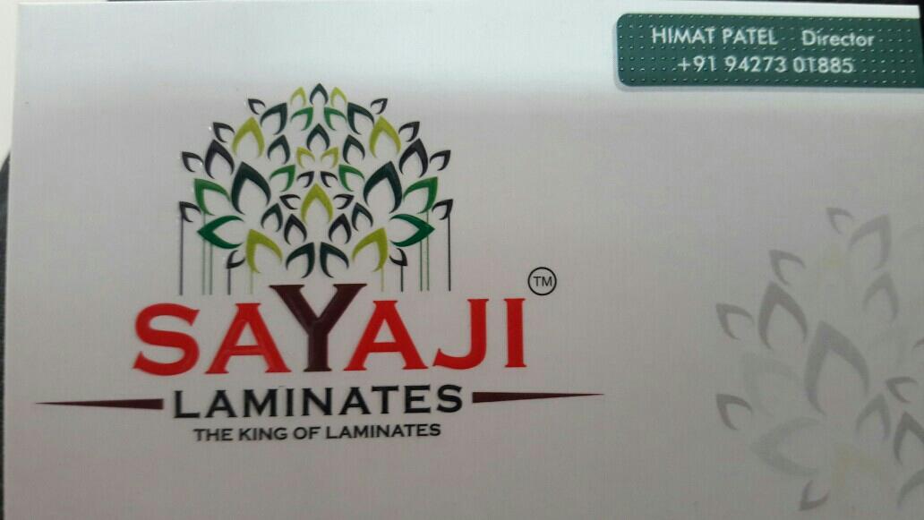 Sayaji Laminates Pvt Ltd - logo