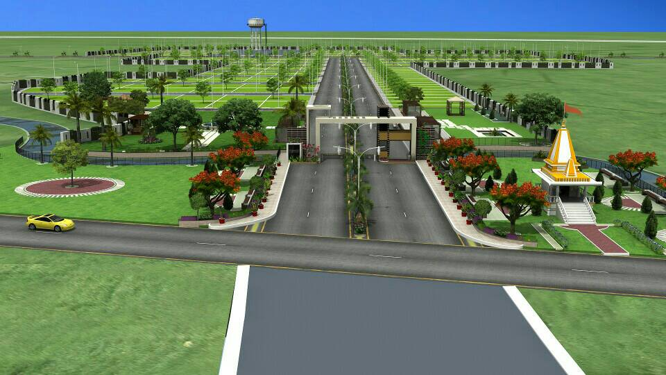 Properties Indore - logo
