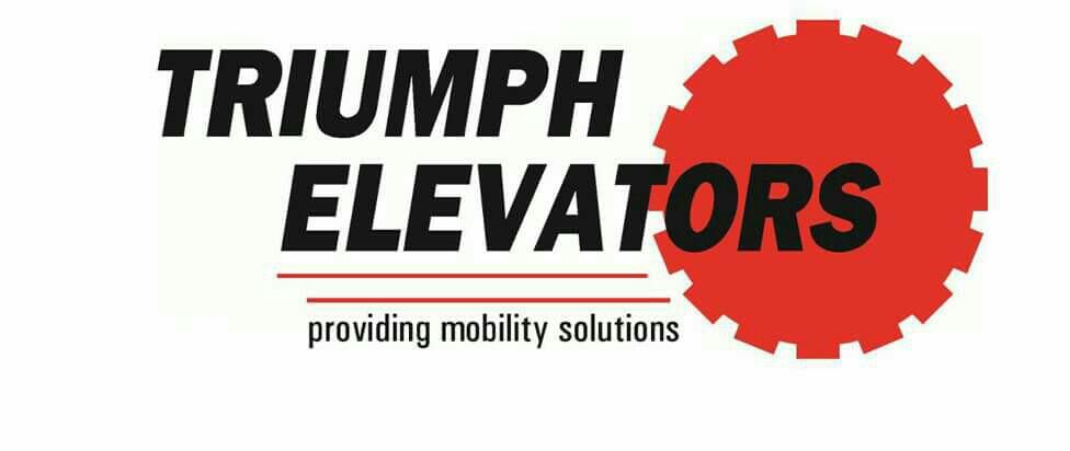 Triumph Elevators - logo