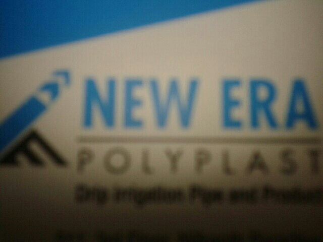 New Era Poly Plast call on...9727977781 - logo